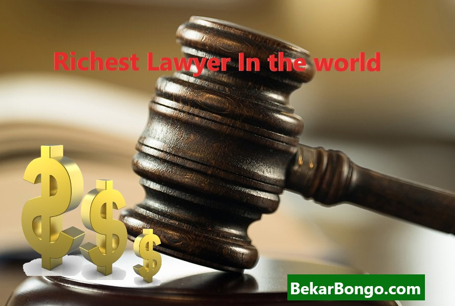 Top 5 Richest Lawyer in The World